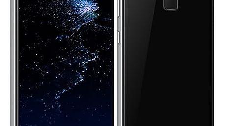 Mobilní telefon Huawei P10 Lite Dual SIM černý + dárek (SP-P10LITEDSBOM)