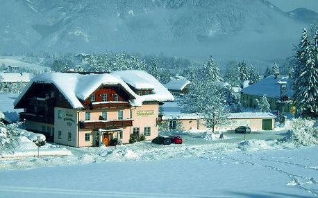 Rakousko - Dachstein West na 5 až 8 dní, snídaně s dopravou vlastní