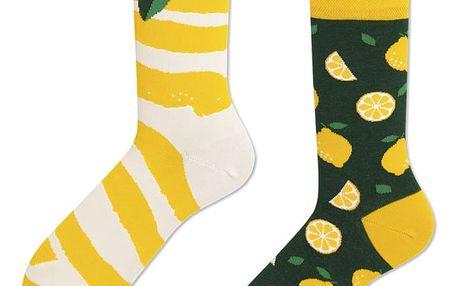 Ponožky Many Mornings The Lemons,vel.43–46