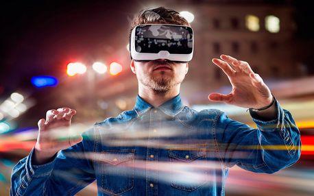 Hodina virtuální reality pro 1 či 2 s HTC Vive
