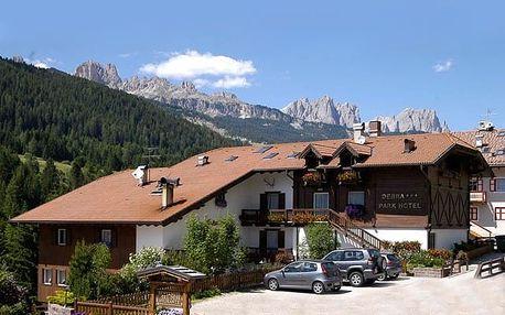 Itálie - Tre Valli na 6 dní, polopenze s dopravou vlastní