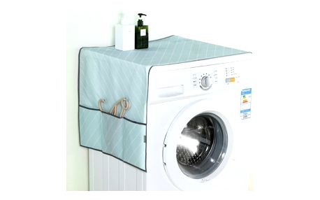 Potah na ledničku či pračku s kapsami