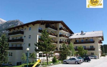 Rakousko - Schladming / Dachstein na 5 až 8 dní, polopenze s dopravou vlastní