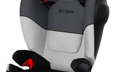 Cybex Solution M-fix SL 2018, 15-36kg, Gray Rabbit