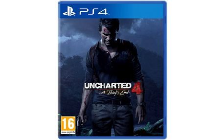Hra Sony PlayStation 4 Uncharted 4: A Thief's End (PS719454717)