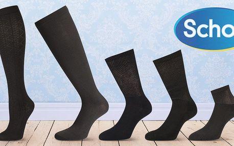 Zdravotní a kompresní ponožky SCHOLL