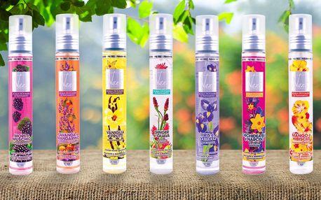 Italské parfémové vody Nani se šťávou z přírodní aloe