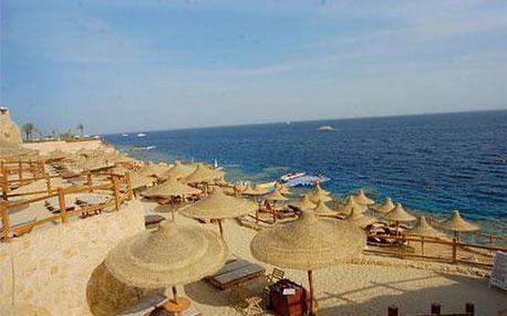 Egypt - Sharm El Sheikh na 15 dní, all inclusive s dopravou letecky z Prahy