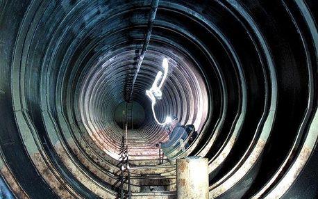 Dobrodružná výprava do nacistické podzemní továrny