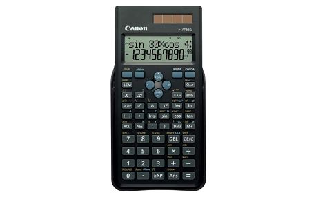 Kalkulačka Canon F-715SG černá (5730B001)