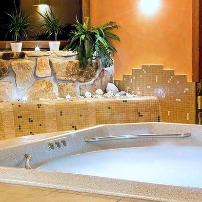 Jarní pobyt u Špindlu: polopenze i římské lázně