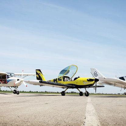 Pilotem na zkoušku v atraktivní lokalitě Strážnice na Moravě
