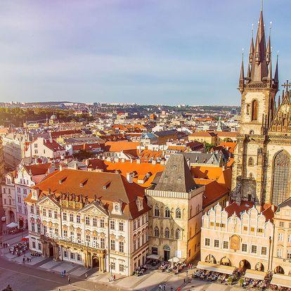 Apartmány Epifanie u Staroměstského náměstí v Praze