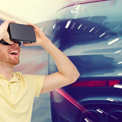 60 min. virtuální zábavy s brýlemi Oculus Rift