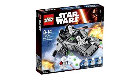LEGO® STAR WARS™ 75100 First Order Snowspeeder
