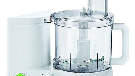 Kuchyňský robot Braun FP 3010 bílý/zelený