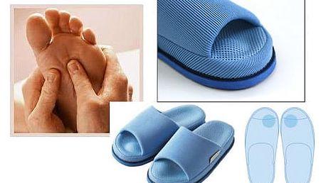 Zbavte se bolesti! Akupresurní pantofle masáž palce: bolest hlavy, ztuhlý krk a krevní tlak