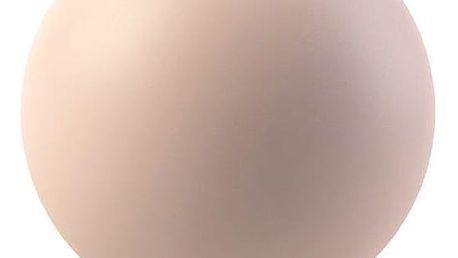 COOEE Design Kulatá váza Ball Dusty Pink 20cm, růžová barva, keramika