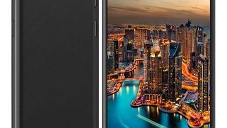 Mobilní telefon iGET BLACKVIEW GA7 černý + dárek (84000416)