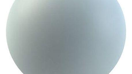 COOEE Design Kulatá váza Ball Mint 10 cm, modrá barva, zelená barva, keramika