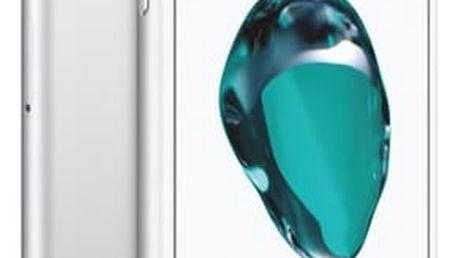 Mobilní telefon Apple iPhone 7 32 GB - Silver + dárek (MN8Y2CN/A)