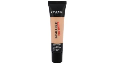 L´Oréal Paris Infallible 24h-Matte 35 ml makeup pro ženy 24 Golden Beige