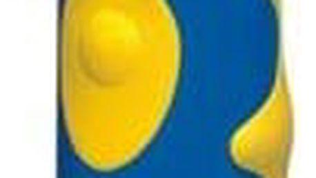 Zubní kartáček Oral-B D10K červený/modrý/žlutý + dárek