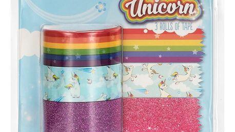 Sada 3 lepících pásek NPW Unicorn Tapes