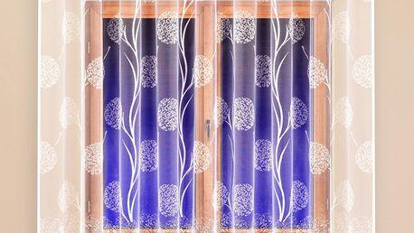 4Home Záclona Sandra, 250 x 150 cm, 250 x 150 cm