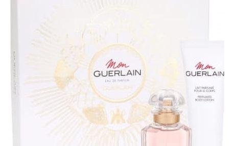 Guerlain Mon Guerlain dárková kazeta pro ženy parfémovaná voda 30 ml + tělové mléko 75 ml