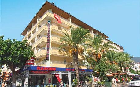 Kleopatra Güngör Suit - Sympatický hotel s jedinečnou polohou a skvělou cenou.