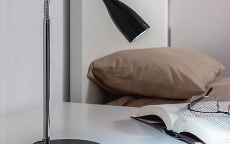 Ohebná LED Lampička na Čtení Shine Inline
