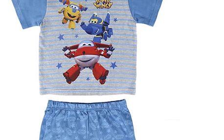 Letní Chlapecké Pyžamo Super Wings