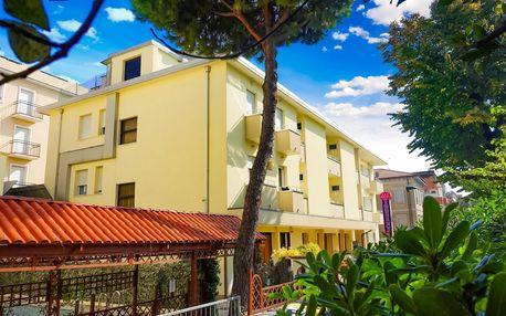 8–10denní Itálie, Rimini | Dítě zdarma | Hotel Vannucci*** | Light All Inclusive | Plážový servis zdarma