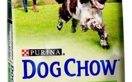 Purina Dog Chow Adult jehněčí 11 + 3 kg