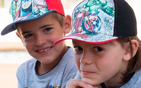 Dětská Kšiltovka Avengers
