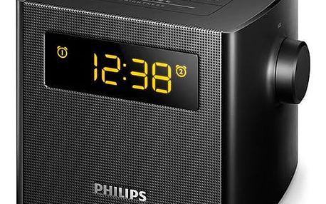 Radiobudík Philips AJ4300B černý