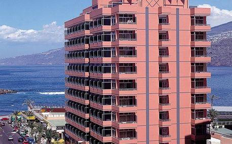 Kanárské ostrovy - Tenerife na 15 dní, plná penze s dopravou letecky z Prahy