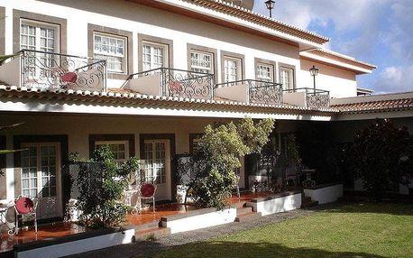 Madeira - Funchal na 12 dní, polopenze nebo snídaně s dopravou letecky z Prahy