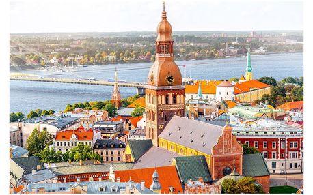 Poznejte krásy Pobaltí a města Petrohrad během jednoho týdne se snídaní