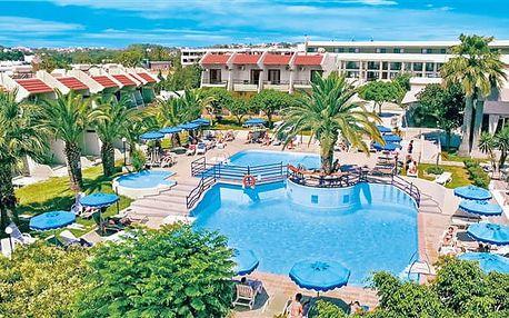 Virginia - vyhledávaný all inclusive hotel u nádherné písečné pláže