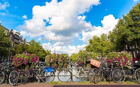 5 denní Amsterdam, Zaanse Schans a Delft včetně ubytování se snídaní