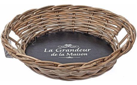 Košík na chléb, pečivo, ovoce 47x10 cm EH Excellent Houseware