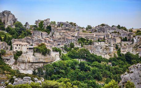 6 denní putování: Azurové pobřeží a Provence - Nice, Cannes, Gourdon, St. Tropez a další krásná místa se snídaní