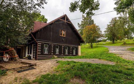 Velikonoce na Chatě Roubenka v Krkonoších pro 2 + 2 děti do 12 let zdarma