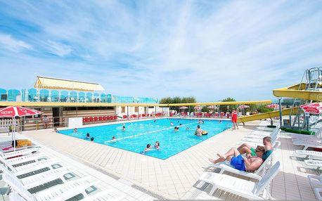 8–10denní Itálie, Emilia Romagna | Dítě zdarma | Hotel Vannucci*** | Plná penze | Klimatizace