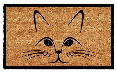 Trade Concept Kokosová rohožka Kočičí hlava, 43 x 73 cm