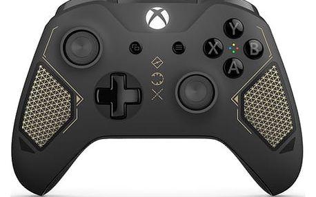 Gamepad Microsoft Xbox One S Wireless - speciální edice Recon Tech (WL3-00032)