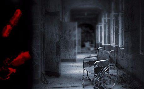 Úniková hra Pacient č. 27- šílenec: útěk z léčebny