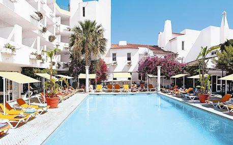 Portugalsko - Algarve na 11 až 12 dní, polopenze nebo snídaně s dopravou letecky z Prahy